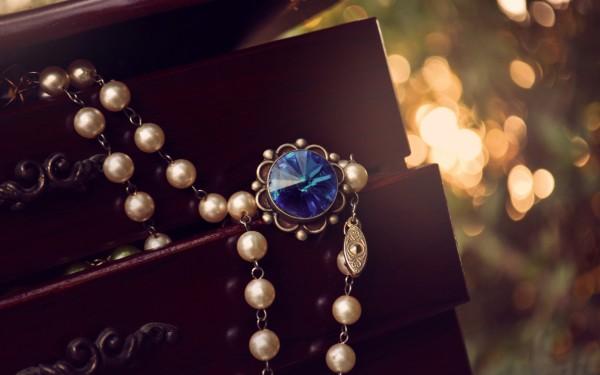辛金,紫天元社,珠寶