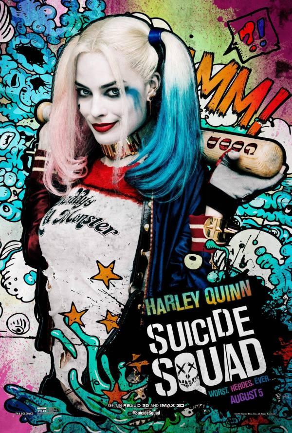 suicide squad,自殺特攻超能暴隊,dc comics,自殺突擊隊,2016,X特遣隊,電影,戲劇,joker,感悟