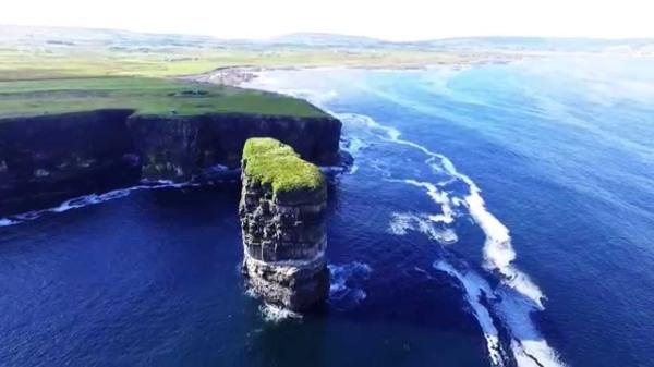 攀岩專家,愛爾蘭,巨岩,紫天元社