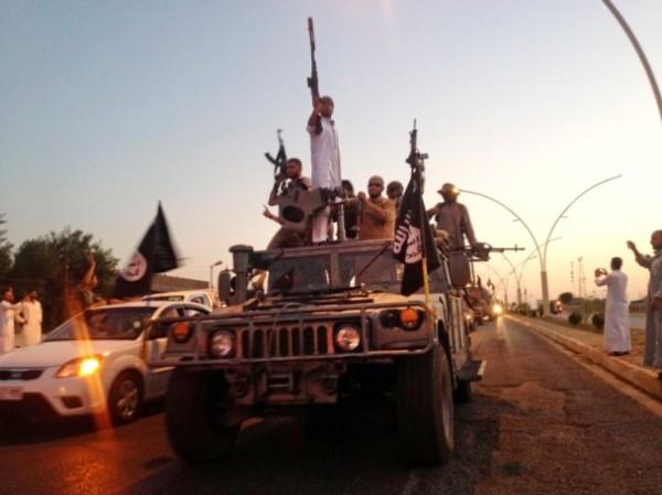 回教極端組織伊斯蘭國