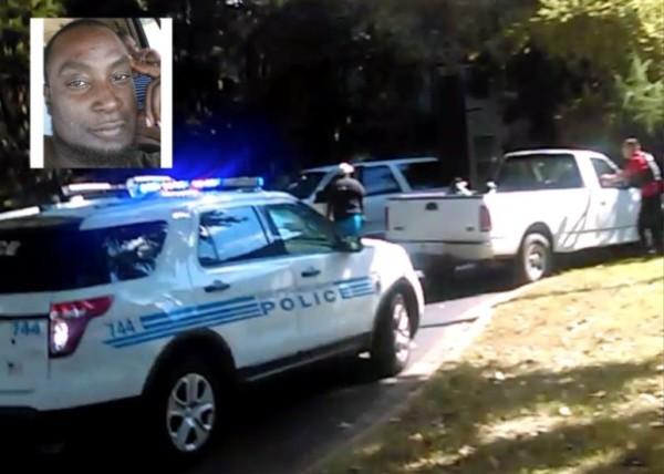 北卡州男子被殺片段曝光 妻哀求警員勿開槍