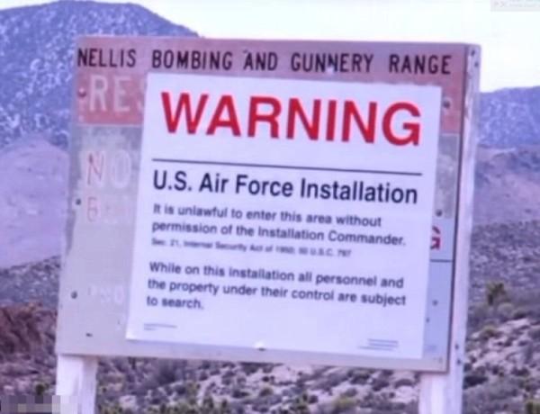 真有UFO秘密?美鐵騎士51區遭擎槍指嚇搜身