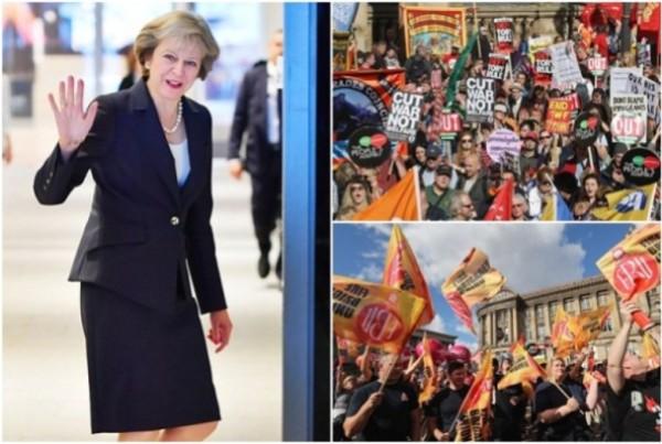 文翠珊強硬脫歐內外交煎 歐盟拒展初步會談