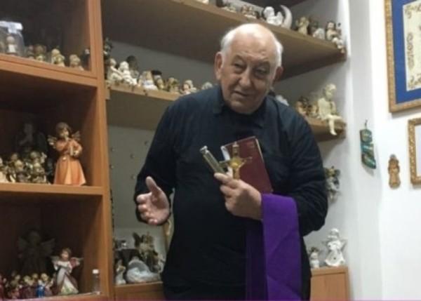 意大利神父驅魔27年 無人夠膽接班青黃不接