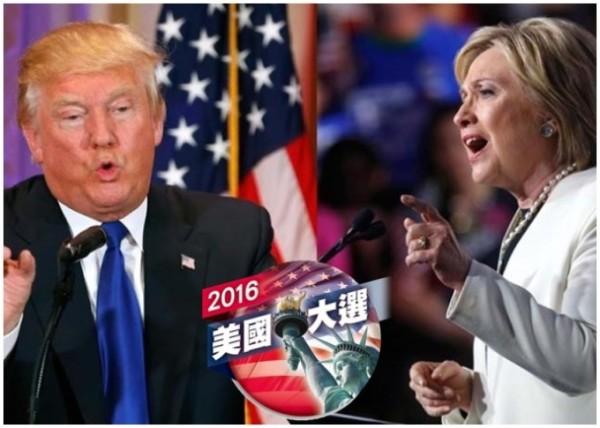 CNN民調:70%選民認為希拉妮勝出